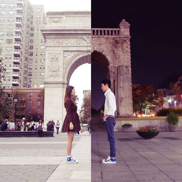 long-distance-relationship-korean-couple-photo-collage-half-shiniart-e