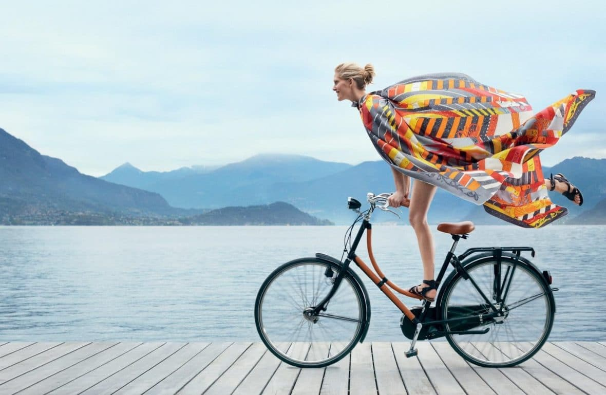 Pretty-Girl-on-Bicycle